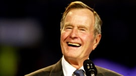 TODAY panel reflects on George H.W. Bush's legacy