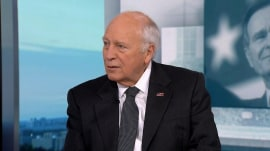 Dick Cheney speaks out on the life and legacy of George H.W. Bush