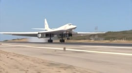 Russia sends 2 nuclear-capable bombers to Venezuela