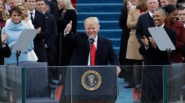 Trump inaugural committee under criminal investigation, report says