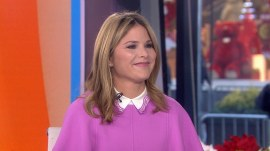 Jenna Bush Hager speaks out after George H.W. Bush's passing