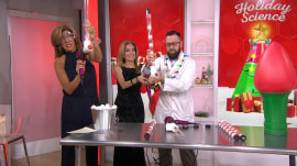 'Mr. Science' shares his holiday-inspired experiments