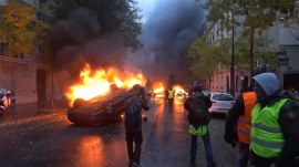 France announces suspension of fuel tax hikes