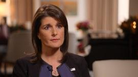 Nikki Haley speaks out on Khashoggi murder, working with Trump