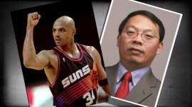 Inside Charles Barkley's unlikely friendship with scientist