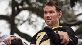 Steve Gleason to be 1st NFL player honored with Congressional Gold Medal