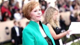 Carol Burnett to receive Golden Globes' 1st TV lifetime achievement award
