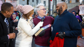 Clay Aiken and Ruben Studdard on joining forces for Broadway