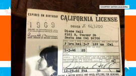 Diane Keaton surprised when wallet is found 50 years later