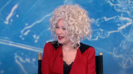 Cyndi Lauper talks about 'Home for the Holidays' benefit concert
