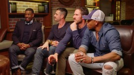 Guys Tell All panel chats about first date ideas, pickup lines and more