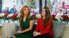 Roma Downey and daughter star on-screen together for 1st time