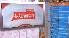 TODAY fans congratulate Al Roker on 40 years at NBC