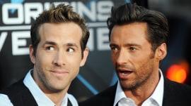 Ryan Reynolds talks about 'rivalry' with Hugh Jackman