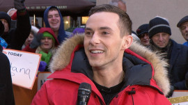 Adam Rippon talks 'Will & Grace' appearance and retirement
