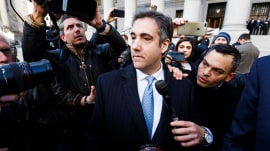 Cohen provided 'core' details in Russia probe, new court filings say