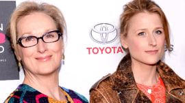 Meryl Streep is going to be a grandmother!