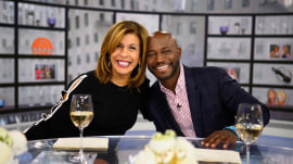 Hoda Kotb and Taye Diggs share their Favorite Things