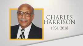 Groundbreaking industrial designer Charles Harrison dies at 87