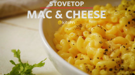 How to make homemade mac and cheese on the stove