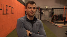 From felon to fitness: How 1 man turned his life around