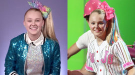 Jojo Siwa on ignoring internet haters and learning to love her hairline