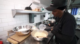 Inside Emma's Torch, a kitchen serving second chances to refugees
