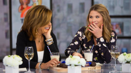 Hoda and Jenna try the new Dark Chocolate Oreo