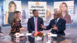 Al Roker explains why the keto diet works for him
