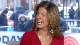 Hoda is loving J.Lo's 10-day challenge, but Carson … not so much
