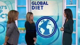 'Global diet,' opioid deaths and more health headlines to know