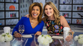 Jenna Bush Hager shares the Starbucks drink she swears eases a cold
