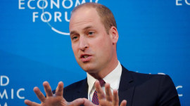 Prince William calls for more discussion around mental health