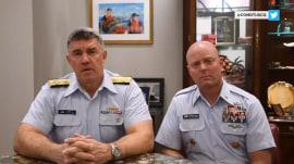 'Unacceptable': Coast Guard's top officer criticizes shutdown