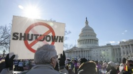 Americans feel growing financial stress over government shutdown