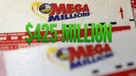 Mega Millions: 1 winning ticket sold in $425 million drawing