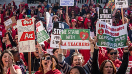 Los Angeles teachers' strike ends after deal reached