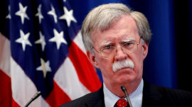 White House officials inquired about military strike against Iran