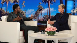Kevin Hart and Ellen have honest conversation about Oscars controversy