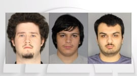 4 charged in plot to attack Muslim community