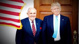 Rudy Giuliani doesn't deny Trump campaign collusion