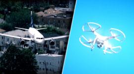 Drone sightings ground flights at Newark Airport