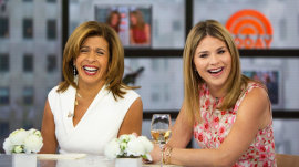Jenna Bush Hager shares her mom's school tradition she hopes to pass on