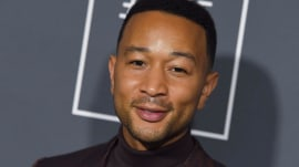 John Legend reveals he's learning to swim at age 40