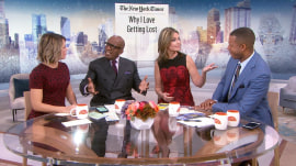 TODAY anchors talk about benefits of 'getting lost'