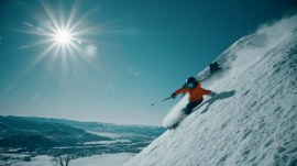 Meet the skiing prodigy taking on the world's steepest slopes