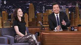 Rachel Brosnahan shares crazy place in her apartment where she keeps awards