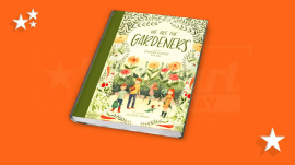Joanna Gaines is releasing her 1st children's book, 'We are the Gardeners'