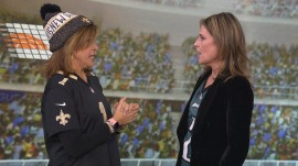 Hoda and Savannah wager a crazy NFL playoff bet