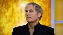 Michael Bolton talks working with Lady Gaga and more